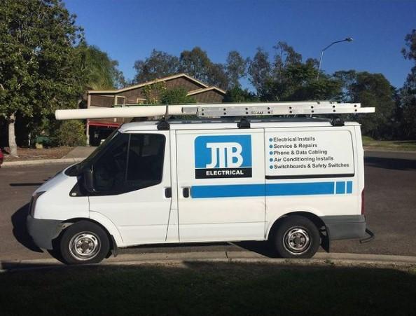 JTB electricians mount ommaney
