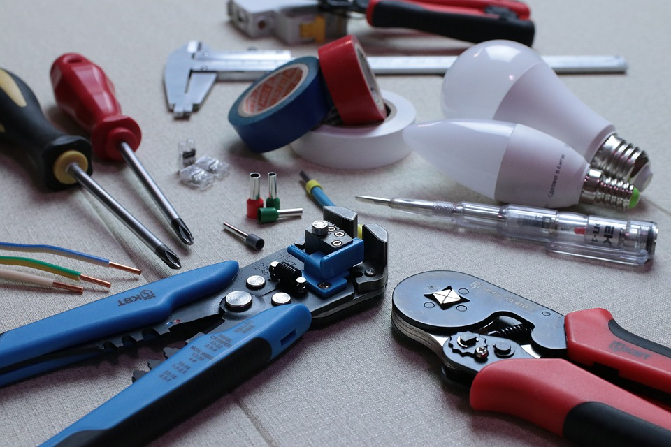 kenmore electrician tools